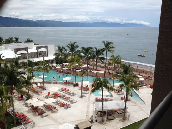 Now Amber Puerto Vallarta: View from 1573