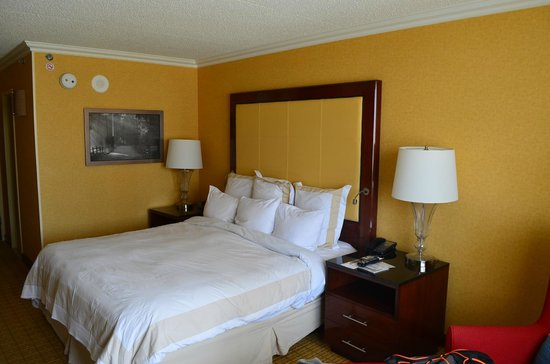 Charlotte Marriott City Center: Quarto