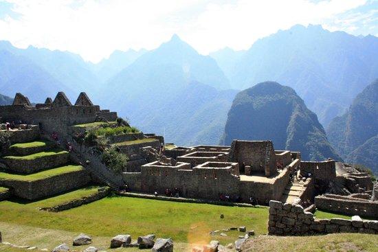Santuario Histórico de Machu Picchu: Panorama