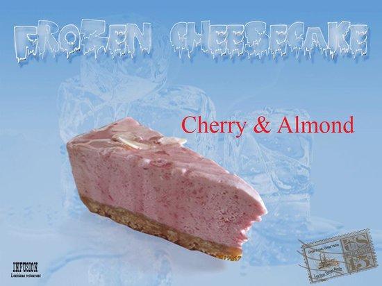 Infusion Restaurante: Cherry & Almond