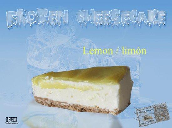 Infusion Restaurante: Lemon
