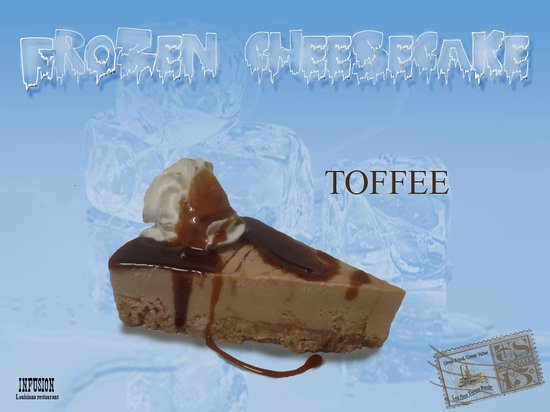 Infusion Restaurante: Toffee