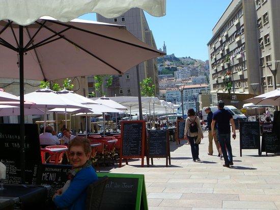 Le tablier marseille restaurant avis num ro de - Office du tourisme marseille telephone ...