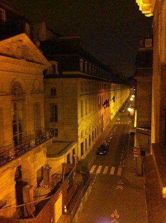 Grand Hotel du Palais Royal : Vista do apartamento