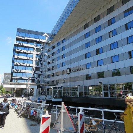 Inntel Hotels Rotterdam Centre: Voorzijde hotel