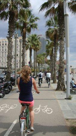 Baja Bikes Barcelona