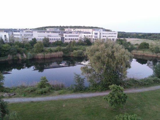 NH Frankfurt Mörfelden Conference Center: Outside the window