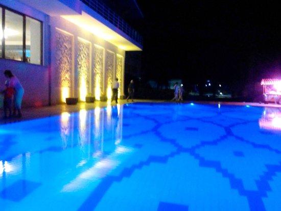 Atlantique Holiday Club: Бассейин релакс
