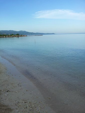 Sunscape Splash Montego Bay: Sicht vom Privat Strand / FKK