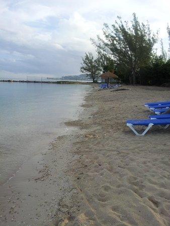 Sunscape Splash Montego Bay : Privat Strand / FKK