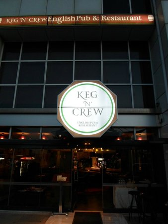 Keg 'n' Crew English Pub & Restaurant