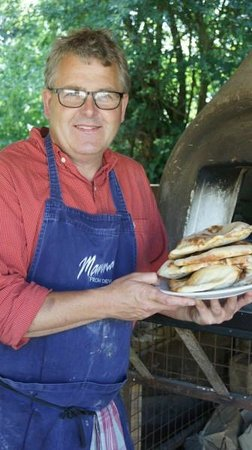 Manna from Devon Cooking School: David Jones - Manna from Devon