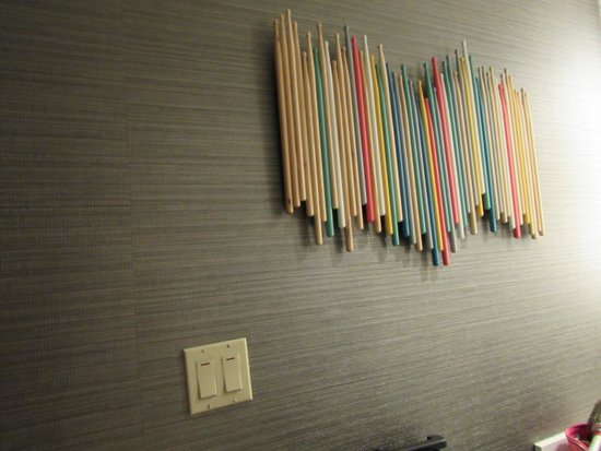 Hard Rock Hotel at Universal Orlando: RnR touches in new rooms