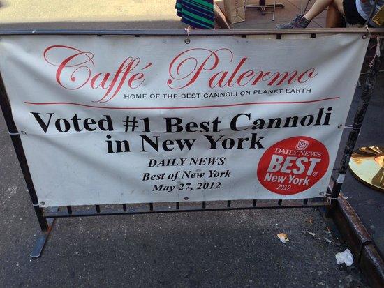 Caffe Palermo: palermo