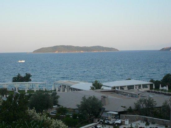 Kassandra Bay Resort & SPA: View from the hotel