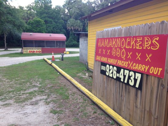 Hamaknockers BBQ : Smokehouse