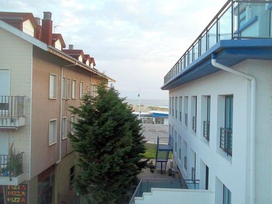 Hotel Soraya: vue