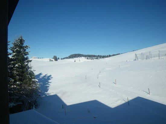 Hotel Le Pre Fillet: en hiver