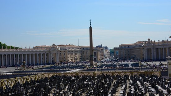 Marco Rome Private Day Tours: St Peter's Square