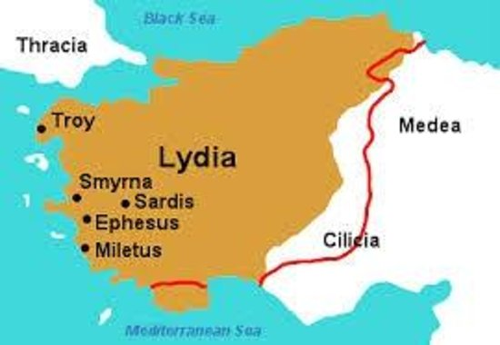 archaeologous ancient amazing areas of western turkey lydia