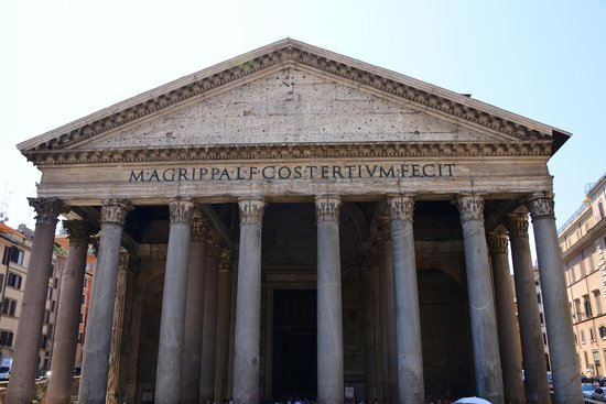 Marco Rome Private Day Tours: The Pantheon