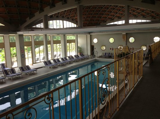 AbanoRitz Thermae & Wellness Hotel: Abano Ritz  - internal pool