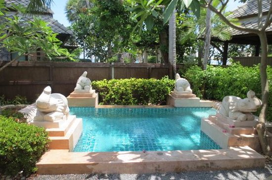 Fair House Villas & Spa: pool villa 302