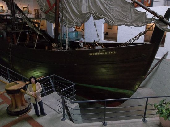 Bartolomeu Dias Museum Complex: Inside the Museum
