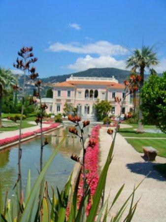 Villa & Jardins Ephrussi de Rothschild: Villa Ephrussi de Rothschild
