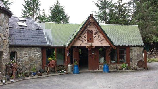 An Sibin Hunting Lodge House