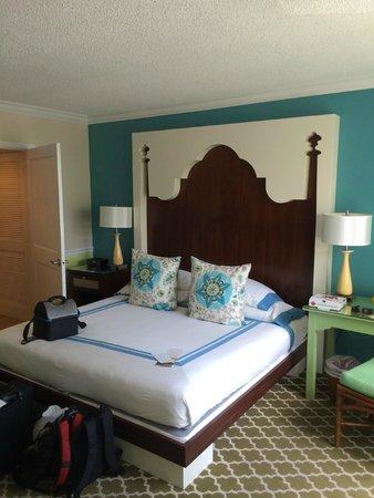 Ocean Key Resort & Spa: Comfortable and beautiful bed
