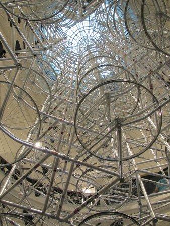 Martin-Gropius-Bau: Installation von Ai Weiwei