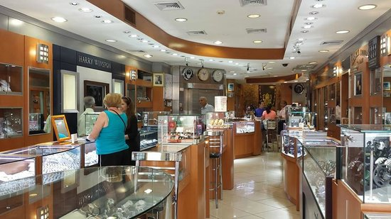 Charlotte Amalie, St. Thomas: A look in to Trident Jewels & Time