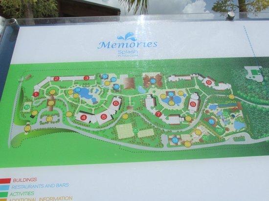 a good map to guide you around picture of royalton punta cana resort   casino  punta cana royalton punta cana resort casino royalton punta cana resort & casino