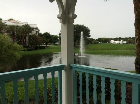 Disney's Old Key West Resort: Unit 2012