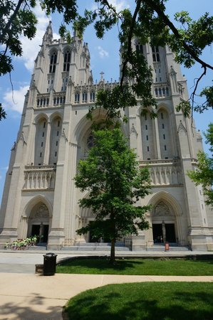 Washington National Cathedral: Washington Cathedral afternoon