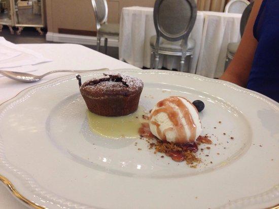 Marina Holiday Resort & Spa: Tartino al cioccolato