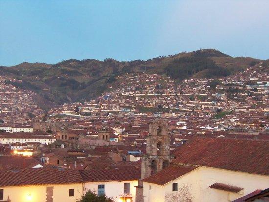 La Morada: Vista de Cuzco