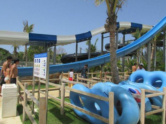 Royalton Punta Cana Resort & Casino: waterpark