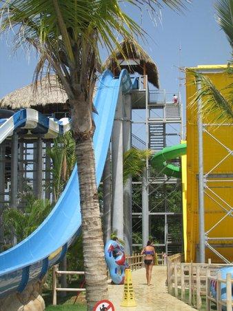 Royalton Punta Cana Resort & Casino: the water park