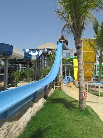 Royalton Punta Cana Resort & Casino: water park