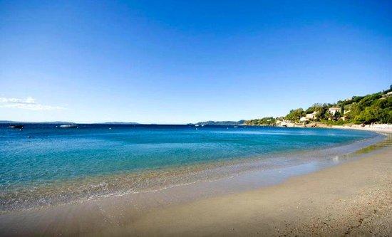 Hotel de la Plage: notre plage