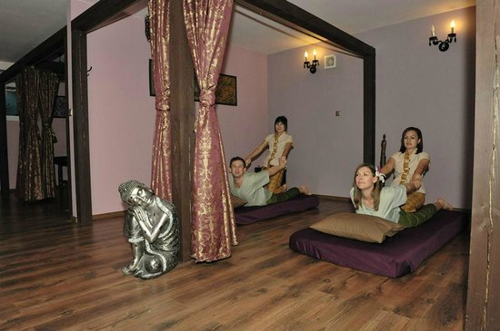 Sajan Thai Massage & Wellness