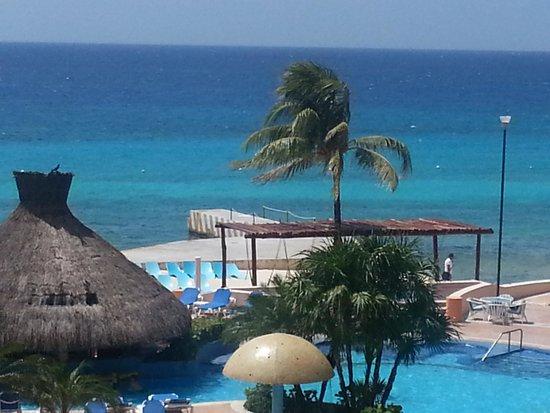 El Cozumeleno Beach Resort: room view