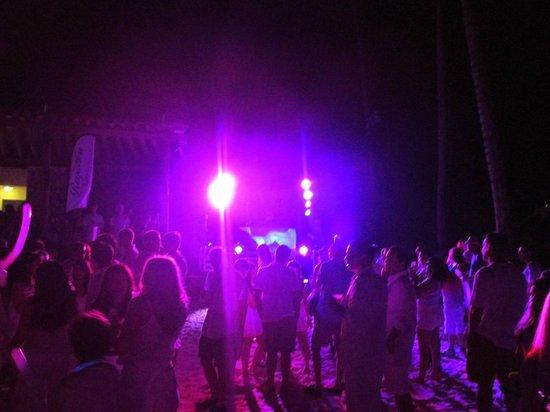 Royalton Punta Cana Resort & Casino: party night