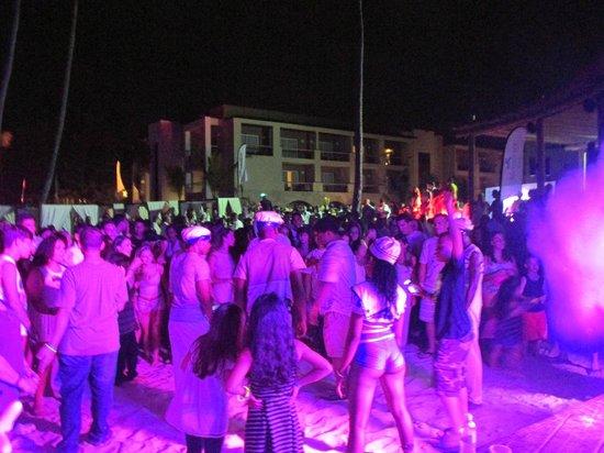 Royalton Punta Cana Resort & Casino: part night