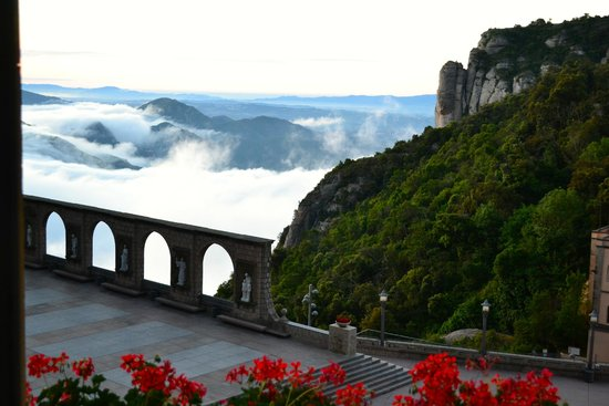 Montserrat Monastery : Early Morning View