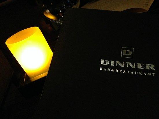 Dinner Bar & Restaurant: Atmosfera