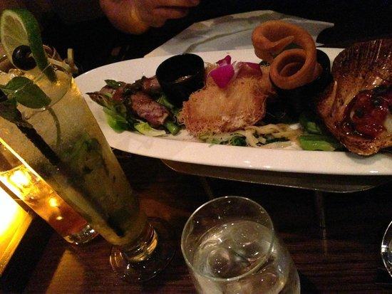 Dinner Bar & Restaurant: Starters