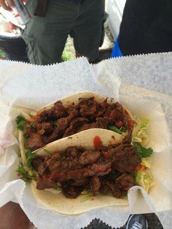 Garbo's Grill : Korean BBQ Tacos